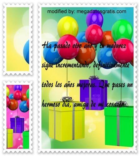 Frases para felicitar por cumpleaños,nuevos sms de cumpleaños
