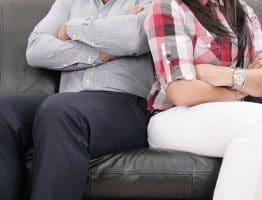 Postales con frases  para disculparte con tu pareja