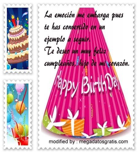 mensajes cumpleanos43,mensajes con imàgenes de cumpleaños para un hijo