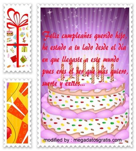 mensajes-cumpleanos44,frases con imàgenes de cumpleaños para un hijo
