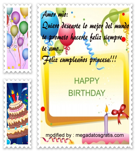 mensajes cumpleanos47, enviar una carta con imàgenes de cumpleaños para tu enamorada