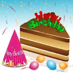 enviar saludos de cumpleaños a un ser querido