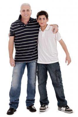 Nuevas frases de cumpleaños para papá con imágenes