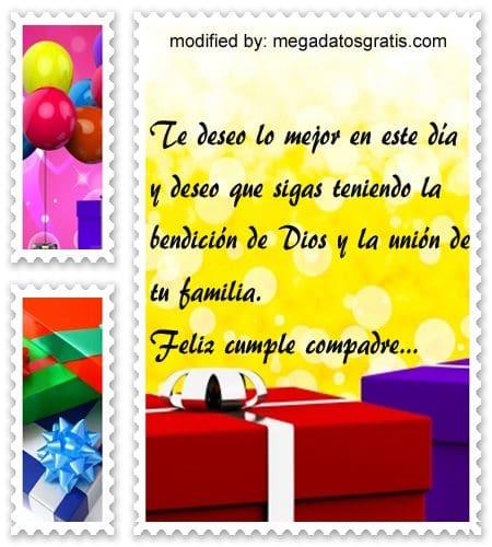 Frases de cumpleaños para mi compadre,obsequiar bellas palabras de cumpleaños para tu compadre