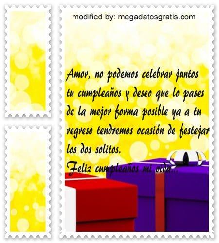 Mensajes de cumpleaños para mi novio,nuevos poemas de cumpleaños para tu novio