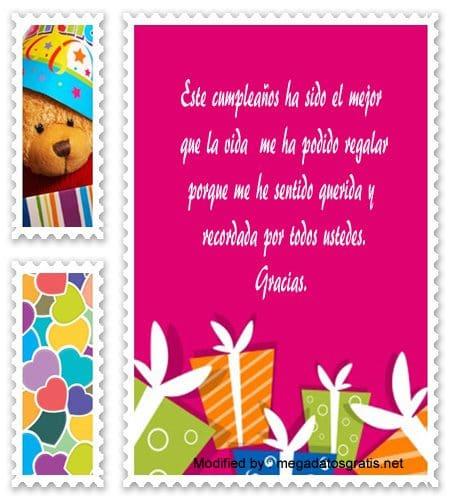 buscar frases de agradecimiento de cumpleaños,descargar mensajes bonitos de agradecimiento de cumpleaños