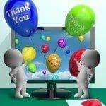 frases de agradecimiento por saludos cumpleañeros, frases de agradecimiento por saludos cumpleañeros