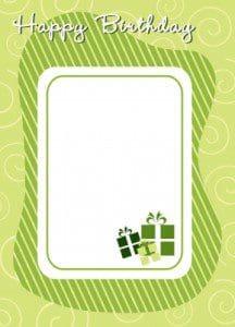 Ejemplo de carta de cumpleaños para una ahijada, modelo de carta de cumpleaños para una ahijada