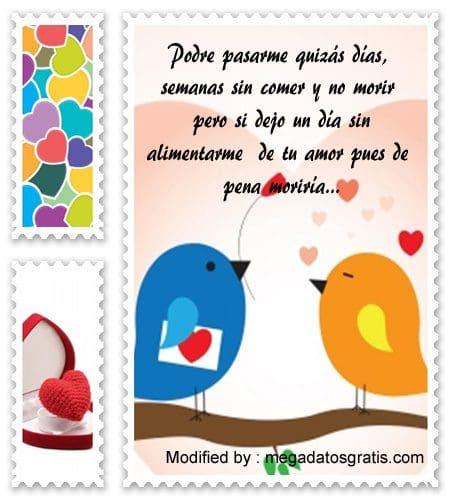 frases románticas para mi novia,mensajes de amor para mi novia