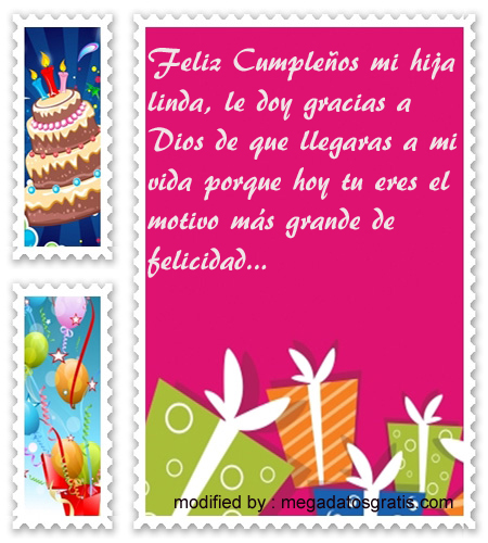 mensajes cumpleanos56,carta de cumpleaños con imàgenes para enviar a una hija