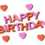 Descargar gratis saludos cumpleañeros para mi amor, dedicatorias bonitas de cumpleaños para mi pareja