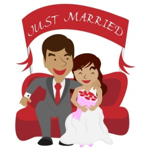 Los mejores deseos para recién casados, dedicatorias para recién casados, mensajes de texto par recién casados, pensamientos para recién casados, textos gratis para recién casados, envia sms gratis a recién casados