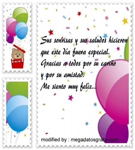 imagenes agradecimiento saludos cumpleanos4,enviar bellas palabras con imàgenes de agradecimiento por saludos de cumpleaños recividos