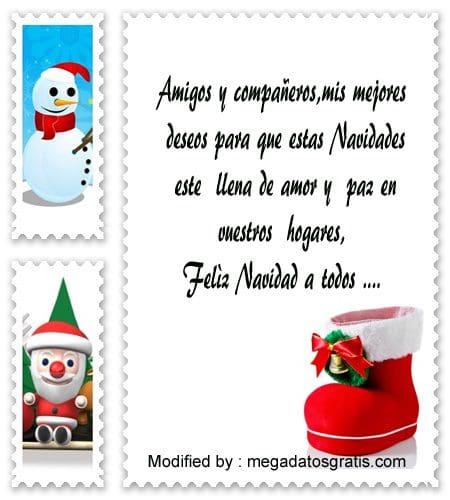 mensajes de Navidad para tus compañeros de trabajo,bellas frases de Navidad para tus compañeros de trabajo