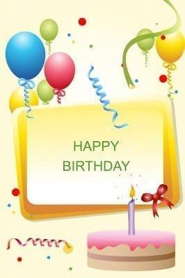 Lindos saludos de cumpleaños para mi mejor amigo con imágenes