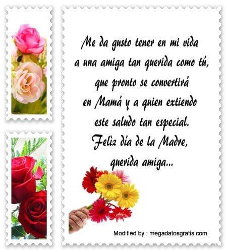Originales saludos por el día de la Madre, ejemplos de saludos por el día de la Madre