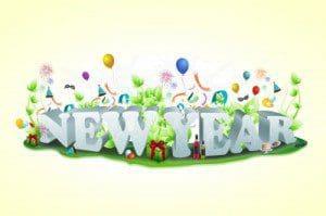 mensajes de año nuevo, sms de año nuevo,  textos de año nuevo