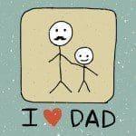 textos para el dia del Padre,dedicatorias para el dia del Padre,descargar frases bonitas para el dia del Padre