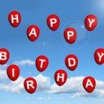 frases de cumpleaños, mejores saludos de cumpleaños