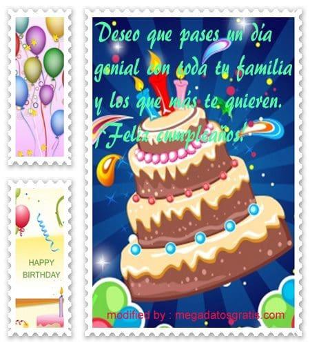 maravillosos saludos de cumpleaños para mi Madre,imàgenes con frases muy bonitas para dedicar a una persona especial