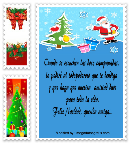 buscar bonitos textos para enviar en Navidad a mi amiga,descargar poemas para enviar en Navidad a mi amiga