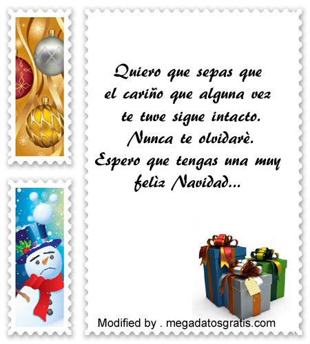 palabras para enviar en Navidad a mi novia,descargar mensajes para enviar en Navidad a mi novia