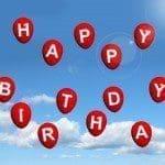 Pensamientos de cumpleaños, textos de cumpleaños