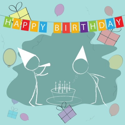 Los mejores poemas y tarjetas de cumpleaños para tu hermano