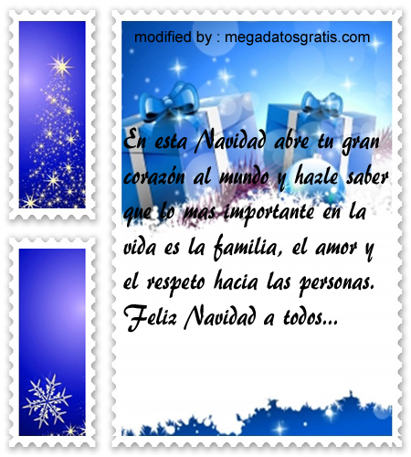 postales de mensajes de Navidad,sms bonitos para saludar por Tuenti en Navidad