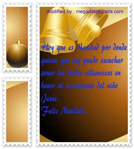 postales de mensajes de Navidad,saludos de Navidad para facebook