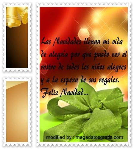 postales de mensajes de Navidad,nuevos poemas de Navidad para compartir en facebook