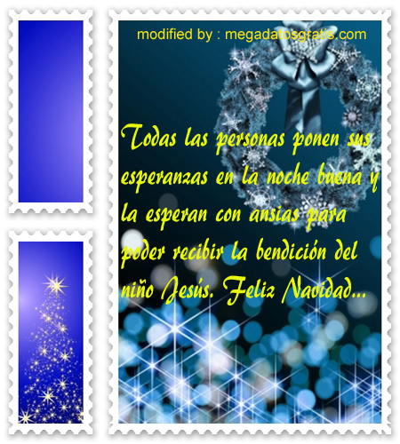 postales de mensajes de Navidad,frases de saludos de Navidad para tuenti