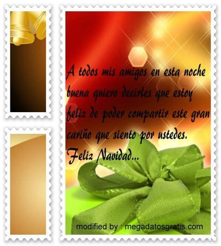 postales de mensajes de Navidad,saludos de Navidad para enviar a tus amigos