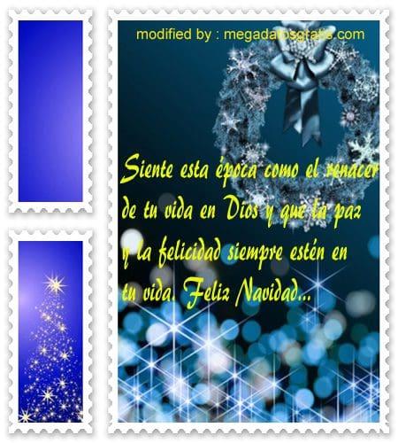 postales de mensajes de Navidad,gratis lindos mensajes Navideños