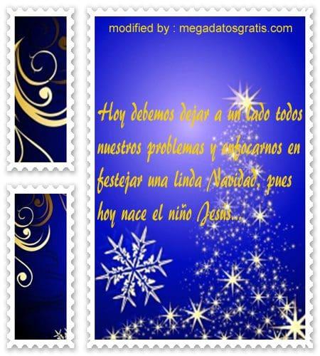 postales de mensajes de Navidad,hermosos saludos Navideños para compartir