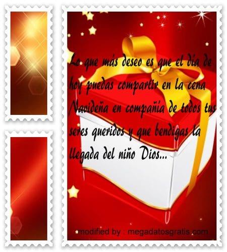postales de mensajes de Navidad,cortos y tiernos saludos de Navidad para enviar gratis