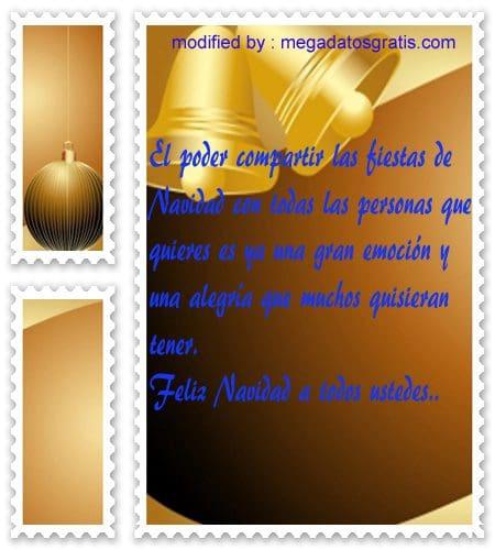 postales de mensajes de Navidad,saludos de Navidad para clientes