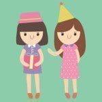 dedicatorias de cumpleaños para una amiga, mensajes de texto de cumpleaños para una amiga