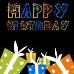 cumpleaños, mensajes de texto de cumpleaños, amiga