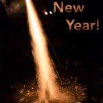 Dedicatorias de año nuevo, saludos de año nuevo