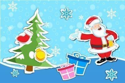 Bonitos estados de Navidad para facebook con imágenes