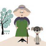 Dedicatorias de cumpleaños para una abuela, textos de cumpleaños para una abuela