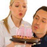 Dedicatorias de cumpleaños para mi novio, textos de cumpleaños para mi novio