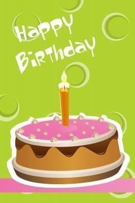 Enviar saludos de cumpleaños para una hermana con imágenes