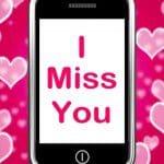 Mensajes de me haces mucha falta amor, frases de me haces mucha falta amor