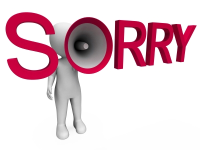 Buenos mensajes para pedir perdón