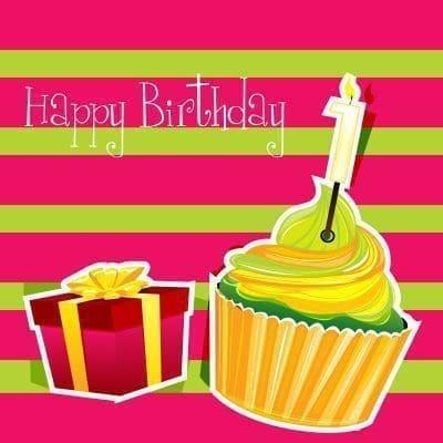Envíar bonitos mensajes de cumpleaños a tu amiga con imágenes