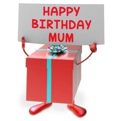 Lindos saludos para tu madre en su cumpleaños con imágenes