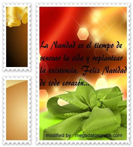 postales de mensajes de Navidad,textos bonitos navideños para whatsapp