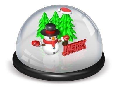 Buscar bonitos mensajes de Navidad para Tuenti con imágenes
